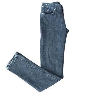 Dolce & Gabbana Black Low Rise Cute Fit Jeans